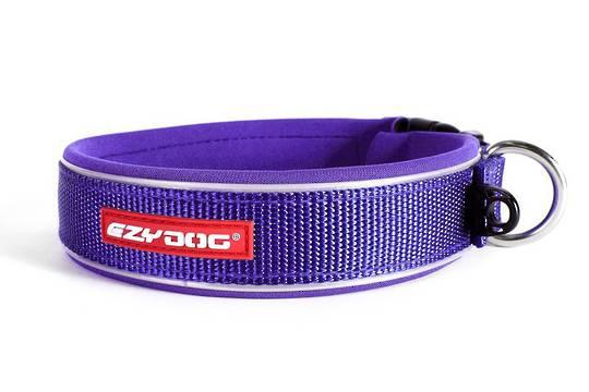 Ezydog Collar Neo Classic M Purple 40-45cm
