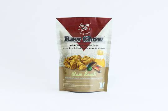 Sunday Raw Chow Lamb 250g for Cats and Kittens