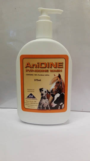 Anidine Iodine wash - 375ml