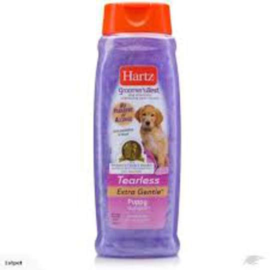 Hartz Tearless Puppy Shampoo 532ml