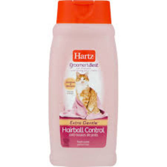Hartz Cat Shampoo Hairball Control 444ml