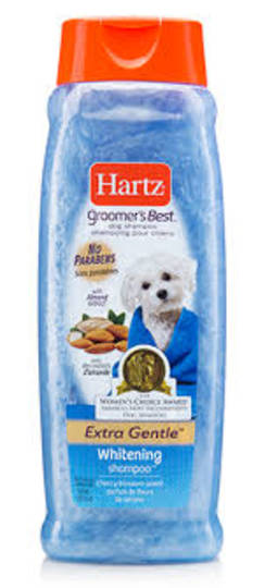 Hartz Gentle Whitening Shampoo 532ml
