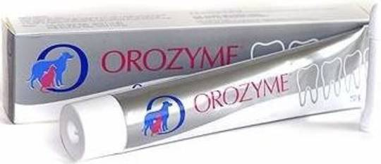 Orozyme Oral Hygiene Gel with Fingerbrush 70gm