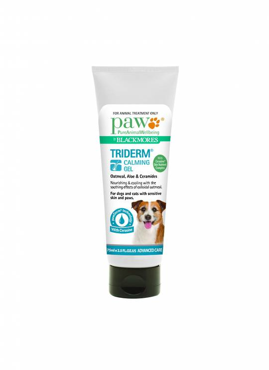 Calming Skin and Paw Gel 75ml