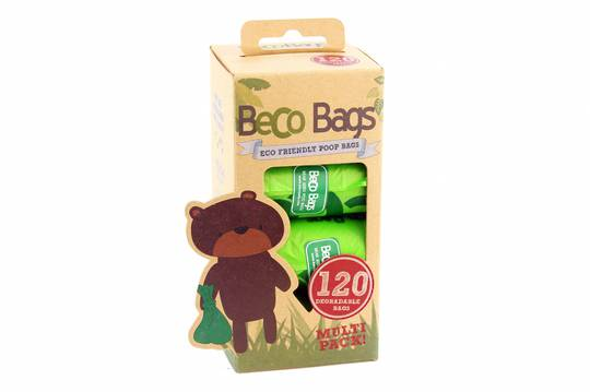 Beco Bags Multi Pack 120 / 8Rolls of 15