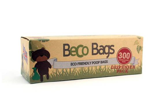 Beco Bags Dispenser x 300 (Single Roll)