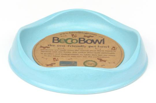 Beco Bowl Cat / 17cm 250ml / Blue