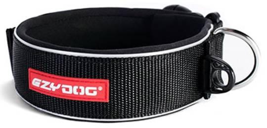 Ezydog Collar Neo Classic Wide 3XL Black 71-81cm
