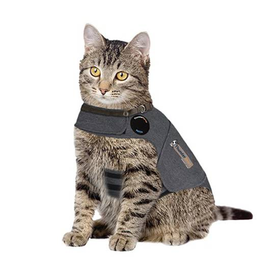 Thundershirt M size for Cat (4.5-6.5kg)