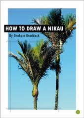 How to Draw a Nikau