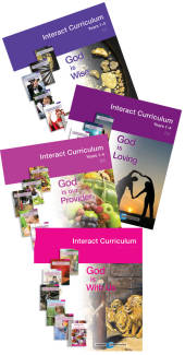 Home Educators Interact Curriculum Annual Subscription (D)
