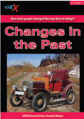 Changes in the past