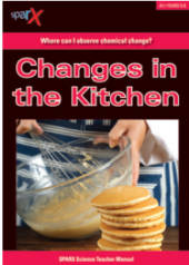 Changes in the kitchen
