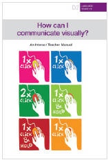 How can I communicate visually?