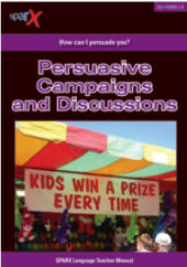 Persuasive campaigns and discussions