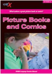 Picture books and comics
