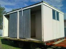 Toilet Block Flat Roof - 20.52m²