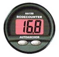 AA150 Panel Mount Rode Counter