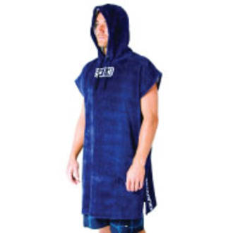 Ocean and Earth Poncho Towel