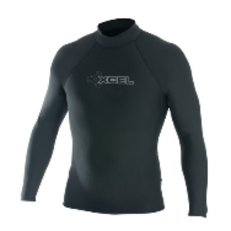Xcel L/S Polypro Top XXL and MED