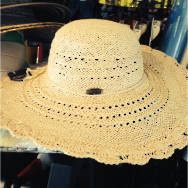 Ocean and Earth Ladies Filly Floppy Hat