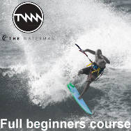 Kitesurfing Beginner's Full-Course Lesson