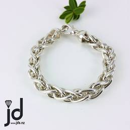 Handcrafted in Silver