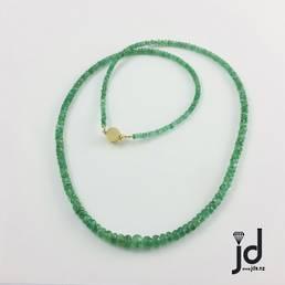 Glide Of Emerald