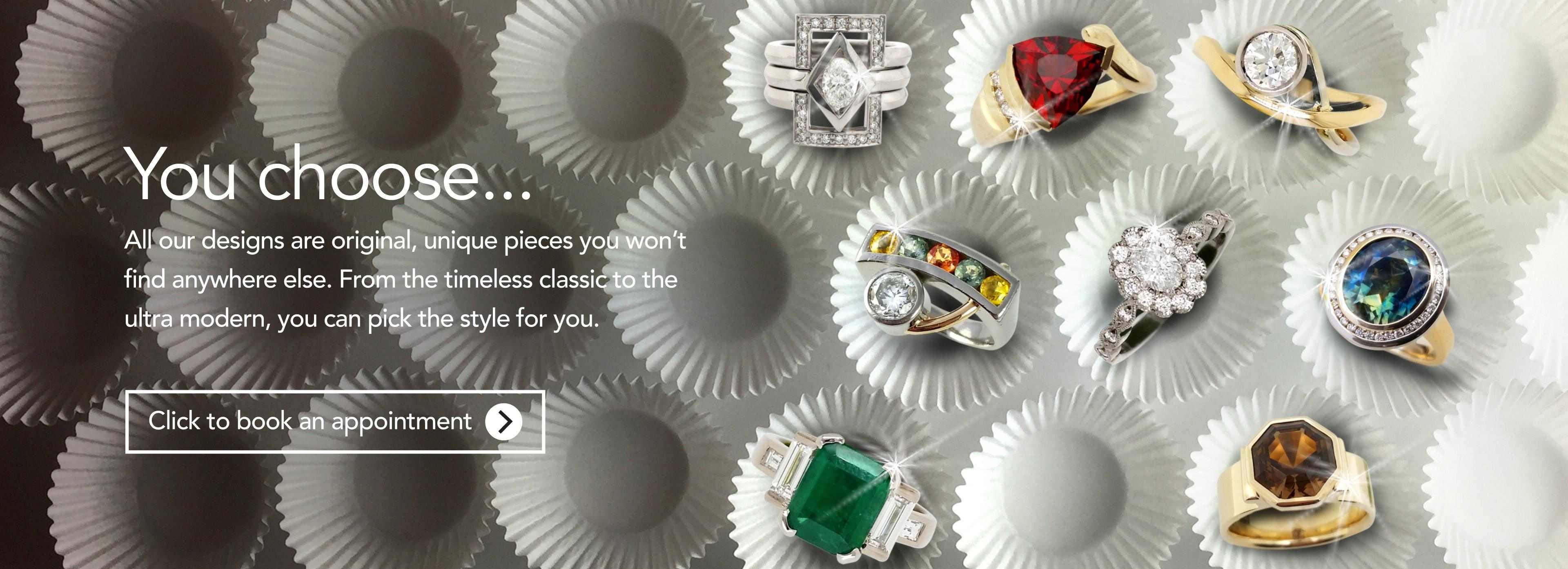 Original Jewellery Designs