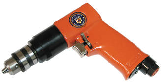 3/8 DRIVE REVERSIBLE AIR DRILL