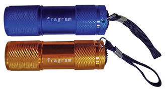 9LED FLASHLIGHT 2 PACK