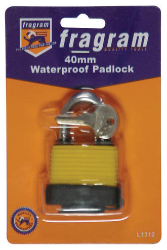 50mm WATERPROOF PADLOCK
