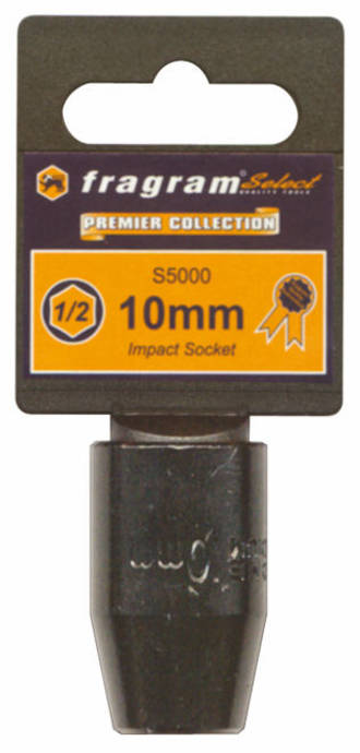IMPACT SOCKET STD 13MM 1/2 DR