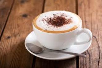 Cappuccino Cinnamon