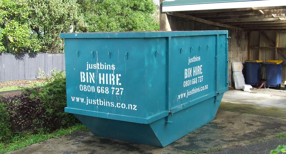 9m³ waste disposal auckland