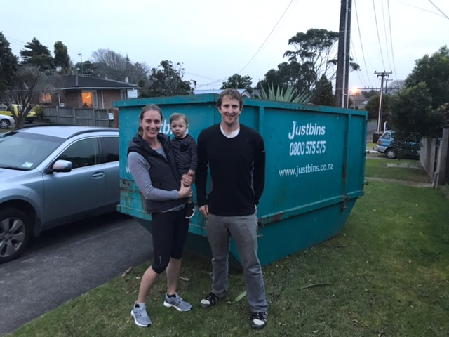 waste management auckland managed by Sam and Alana