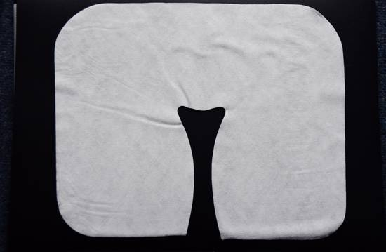 Disposable Premium Face Cradle Sheet