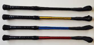 Stock whip handle only