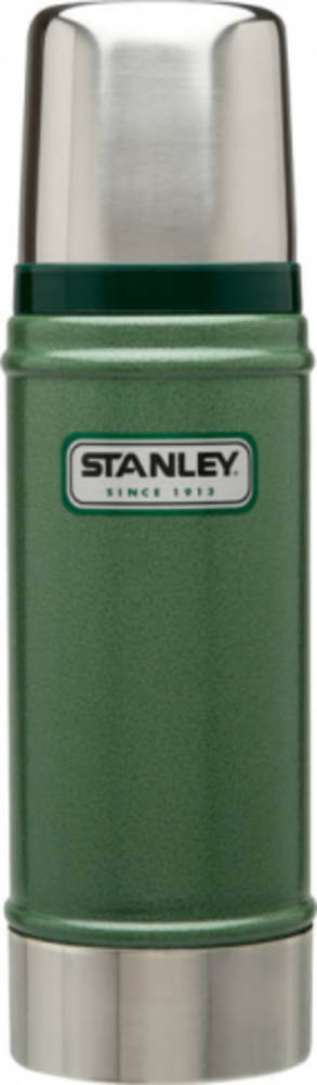 STANLEY CLASSIC FLASK 470ML/16OZ GREEN*