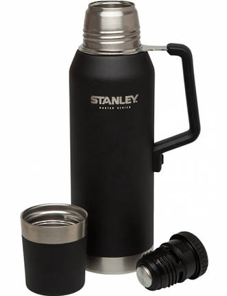 STANLEY MASTER FLASK 1.3L/1.4QT BLACK
