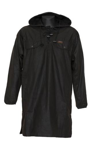 Oilskin bush shirt 6005