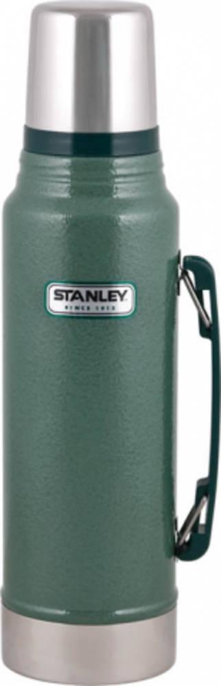 STANLEY CLASSIC FLASK 1.0L/1.1QT GREEN*