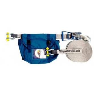 Spanset Horizontal Safety Line 18m - 2 Person