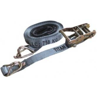 Tiedown - 0.75T Titan Grey Rat HK/KPR 25mm 5.5m