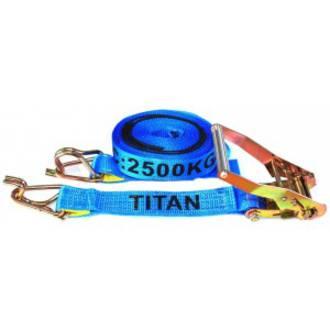 Tiedown - 2.5T Titan Blue 9.0M
