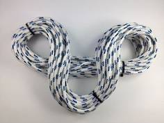 polyester double braid