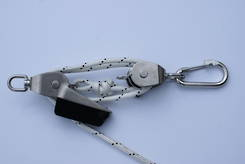 Large lockable Pulley