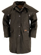 Child's oilskin coat 2602