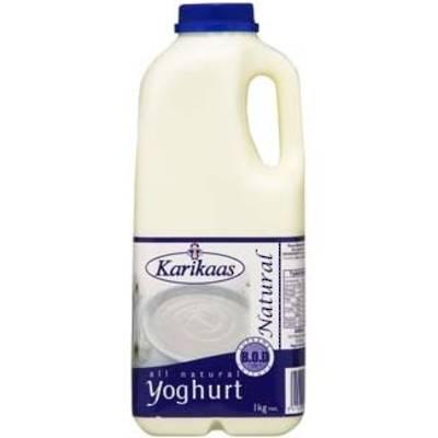 Natural Yoghurt 1 L
