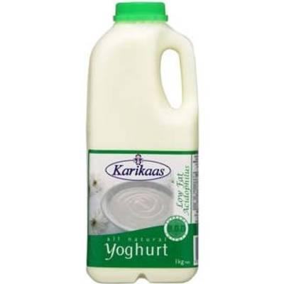Low Fat Yoghurt 1 L